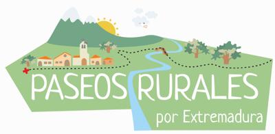 Descubre caminando Extremadura Rural logo